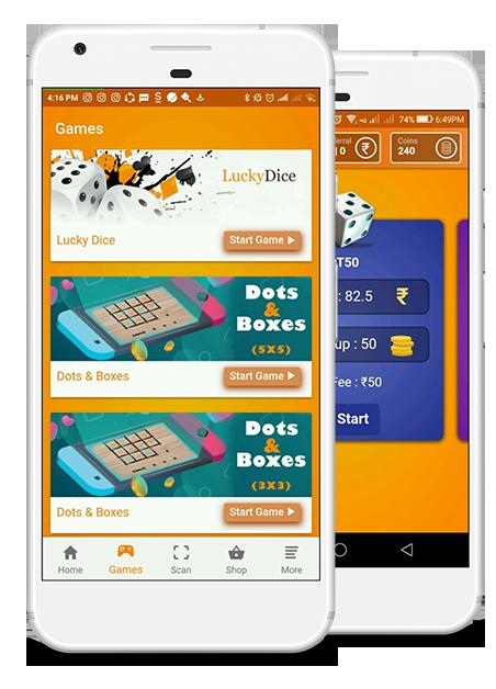 Qeeda Game : Shop, Play & get Deals, Coupons, Shopping credits